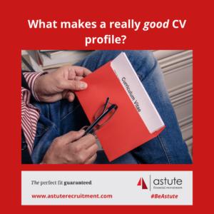 Astute Recruitment Ltd