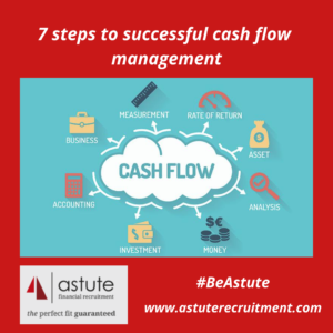7 astute steps to successful cash flow management collaboration by an expert!
