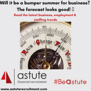 Read Astute Recruitment Ltds latest updates on staffing trends, business and employment