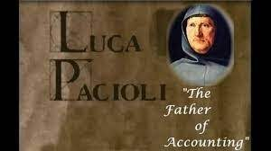 Luca Pacioli 'The Father of Accountancy'